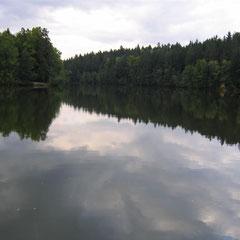 Herrensee in Litschau/Niederösterreich