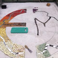 dein Logo in Mosaik