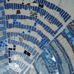 Mosaik richtig verlegen