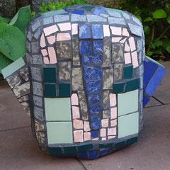 Mosaik Figur