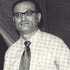 Nariman Dadachanji, 1958