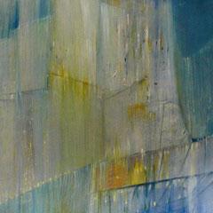 eau forte - 145 x 100 cm