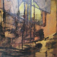 Rome 1 - 55 x 46 cm