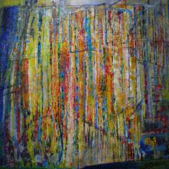 30 degrés - Prix de la Ville de Houilles 2011 - 100 x 100 cm