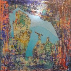 rêve de Piana 45 x 55 cm
