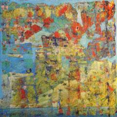 croisière fleurie 50 x 50