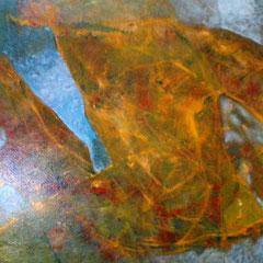 robin des bois - 93 x 78 cm