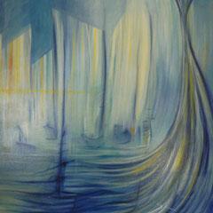 Venise - 92 x 92 cm
