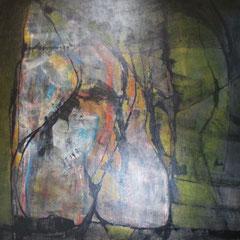 pénombre - 100 x 100 cm