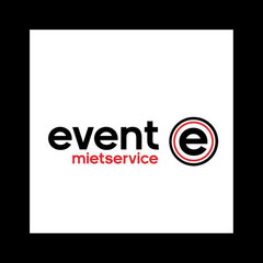 "Logodesign ""event mietservice"""