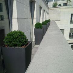 Paysagiste à Paris: Aménagement de terrasses et balcons