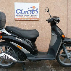 Liberty 50 cc
