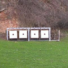 Pistolenscheiben 50m