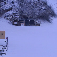 Wunderschöne Schneelandschaft Ende März 2013