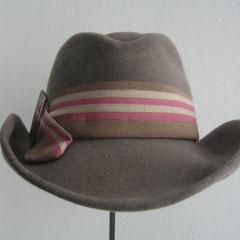Trachten Cowboyhut braun