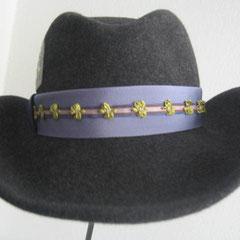 Trachten Cowboyhut schwarz
