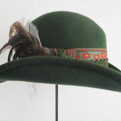 Trachten Cowboyhut grün