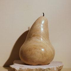 Sensual pera - onice cm 29 x 26 h 34 anno 2009
