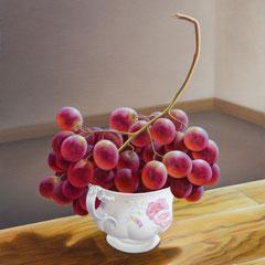 """""""Pienezza"""" - olio su tela cm 36 x 27 anno 2007"""