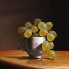 """""""Prosperità"""" olio su tela cm 24 x 30 anno 2009"""