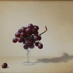 """""""Ombre"""" - olio su tela cm 36 x 44 anno 2009"""