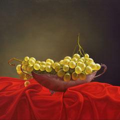 """Antica ricchezza"" - olio su tela cm 50 x 60 anno 2013"