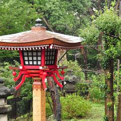 Parc de Ueno à Tokyo