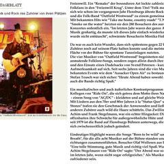 FLENSBURGER TAGEBLATT     25.10. 2011  |  Von nom