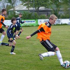 C-Junioren Kreispokal - Blau-Weiß 86 Averlak-Heider SV 0:3 (0:0)  Fotos P.B