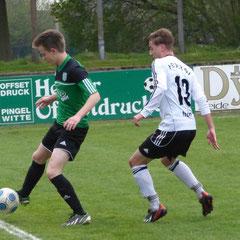 A-Jgd. Heider SV  - TuRa Meldorf  0:1 (0-0) Foto  ☆ Petra Bojens