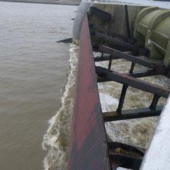Das Eidersperrwerk ☆ Hauptzweck ☆Schutz vor Sturmfluten der Nordsee