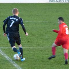 Heider SV II - Inter Türkspor Itzehoe mit 4:0 (2:0) Foto ☆ Petra Bojens