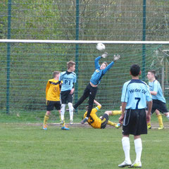 C1-Jgd. Heider SV  : SV Frisia 03 Risum-Lindolm 7:0 (4:0)