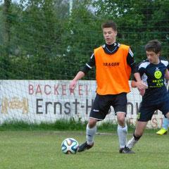 C-Junioren Kreispokal - Blau-Weiß 86 Averlak-Heider SV 0:3 (0:0)  Fotos T.H