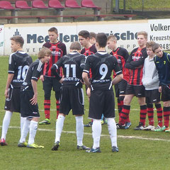 Heider SV : SG Husum/Rödemis 4:1 (2:1) 12. Punktspiel Saison 2013/14