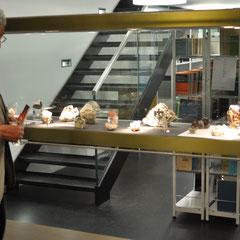 """Der SZM organisiert in der ETH-Zürich bei """"focusTerra"""" eine Wechselausstellung"""
