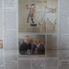 Neue Presse Coburg, 4.4.2014