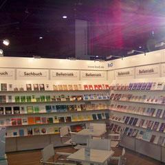 Leipziger Buchmesse 2014, Messestand des Verlags BoD