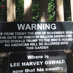 alle Amerikaner in einen Topf geworfen -