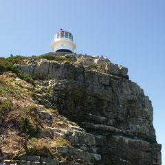 und einem Leuchtturm
