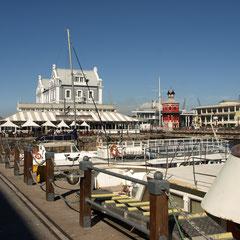Waterfront von Kapstadt