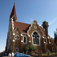 die Lutherische Christuskirche