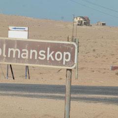 Kolmanskop ...