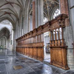 Breda: Grote of Onze Lieve Vrouwe kerk.