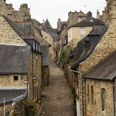 Dinan, ville médiévale