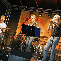 Mokka-Sommernacht in Borken (mit Bejamin Rotzler)