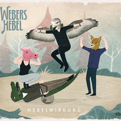 Webers Hebel - Hebelwirkung