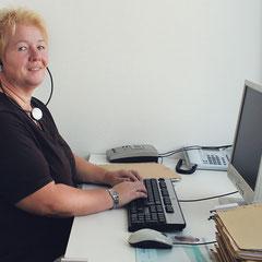 Schreibbüro mit Dagmar Baierl