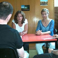 Peercoachausbildung Wien 10, NMS Wendstattgasse