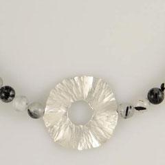 Silber Quarz